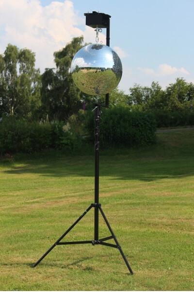 mobile spiegelkugel mit spiegelkugelstativ mieten aschaffenburg lohr w rzburg. Black Bedroom Furniture Sets. Home Design Ideas